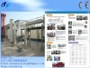 6-8 Years Service Life Waste Tire Refining Machine with CE/ISO