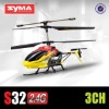 2.4G blue tooth SYMA S31 3.5-channel RC GYRO Helicopter with LCD remover