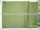 Ladies' 100% cashmere woven shawl