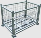stainless steel Stackable Wire Mesh Cages