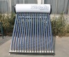 unpressurized solar hot water heater