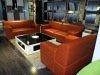 2012 modern leather sofa design popular sofa
