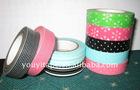 printed washi tape/ rice paper tape