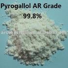 100kg Pyrogallol A.R. Grade 99.8%, Pyrogallic Acid, 1,2,3-Trihydroxybenzene; 1,2,3-Benzenetriol; CAS 87-66-1 EINECS 201-762-9
