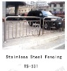 304 or 316L Stainless Steel Railing