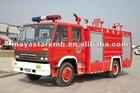 Fire Water Truck Dongfeng 153(EU III)