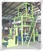 HDPE/LDPE plastic film extruders