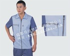 JM1005-P Short-Sleeved Uniform Clothes