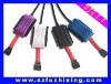 USB 2.0 to SATA/IDE converter cable
