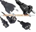 European Electrical plug