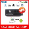 Mini TV PC BOX TV Dongle RK3066 dual core Android 4.1 1GB DDR3 8GB hard disk