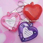 Heart/love flashing led pet ID tags SL-303