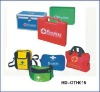 empty first aid kit