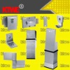 NYLON TOILET PARTITION SERIES