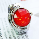 New Arrival Fashion Vintage Diamond Finger Ring Watches/Women Watch