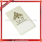 high quality paper tag for jewelry