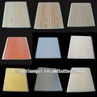 interior decorative PVC Wall Panel fireproof ceiling