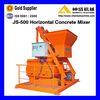 JS concrete mixer machine