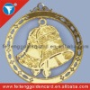 Brass Etched Manufaturer Metal Christmas Ornament