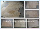 Chinese versailles pattern travertine tile