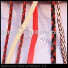 braided cotton rope braided tape woven band cotton fashion belt