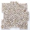 white Polished Pebble Tile 0.8-1.2 L1
