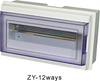 ZY Plastic distribution box