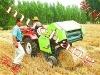 High-efficiency Hay Straw Baler