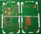 Double-sided gold pcb board,immersion gold pcb board
