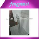 Clear acrylic platform/perspex lectern/lucite podium/pmma rostrum