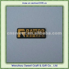 Metal Adhesive Audio Brand Logo Label