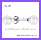 Charm White Pearl Earrings for Women