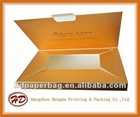 customized paper cosmetic box