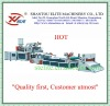 PP stationery sheet machine