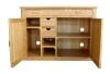 solid oak wood homeoffice furniture