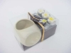 frangipani oil burner set