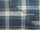 yarn dyed flannel fabric for autumn shirts