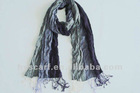 100% fashion viscose men' scarf