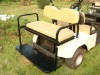 Golf Cart Rear Stationary Seat Kit for E-Z-G0