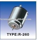 1.5v dc motor R-260