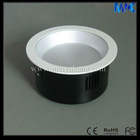 5'' 9-15w aluminum die cast enclosure/fixture/downlight casing pmma
