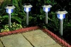 Solar Stainless Steel Yard Light