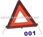 refletor warning triangle