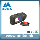 "2012 Hot Seller 1.5"" LCD Screen Mini Sport Camera Waterproof 1080P Full HD ADK-S809"