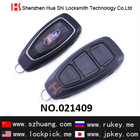 High quality/3 Buttons Smart Key/remote control for Ford Mondeo/021409