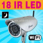 Wireless Wifi IP Camera Waterproof IPCAM23