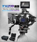 New! Tilta 3 DSLR Kit Video Rig Follow focus Matte Box Safety case 5D2/7D/GH1/GH2/D9000