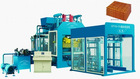 QTY10-15 brick machine