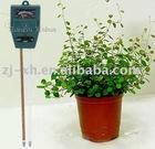 3 function PH&moisture&light meter