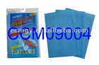 70% viscose 30% polyester antibacterial spunlace nonwoven cleaning cloth/wipe 75g 35*53cm
